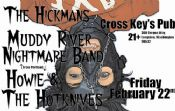 The Hickmans, Howie & The Hotknives