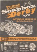 Portland Adult Soapbox Derby w/Motorama (Vancouver, BC)